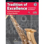 Tradition of Excellence Book 1 - Tenor Saxophone