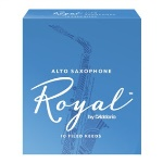 Royal Alto Saxophone Reeds, Box of 10