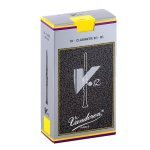Vandoren V12 Bb Clarinet Reeds, Box of 10