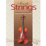 Strictly Strings Book 1 - Viola