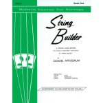 String Builder Book 1 - Violin
