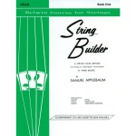 String Builder Book 1 - Cello