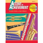 Accent on Achievement Book 2 - Baritone Saxophone