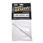 Brass Instrument Mouthpiece Brush