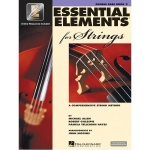 Essential Elements for Strings Book 2 - Double Bass