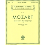 Concerto for Clarinet K622 (Mozart)