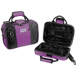 Protec Bb Clarinet MAX Case, Purple