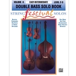 String Festival Solos, String Bass Book 2
