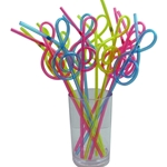 G-Clef Shaped Straw