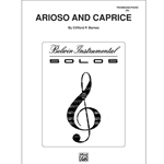 Arioso and Caprice for Trombone (Barnes)