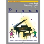 Alfred's Basic Piano Library Complete Level 1