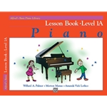 Alfred's Basic Piano Library Lesson Level 1A