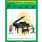 Alfred's Basic Piano Library Lesson Level 1B