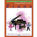 Alfred's Basic Piano Library Lesson Level 2