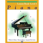 Alfred's Basic Piano Library Lesson Level 3