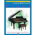 Alfred's Basic Piano Library Lesson Level 5