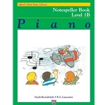 Alfred's Basic Piano Library Notespeller Level 1B
