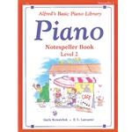 Alfred's Basic Piano Library Notespeller Level 2