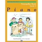 Alfred's Basic Piano Library Notespeller Level 3