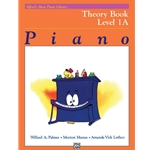 Alfred's Basic Piano Library Theory Level 1A