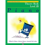 Alfred's Basic Piano Library Theory Level 1B