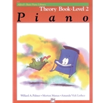 Alfred's Basic Piano Library Theory Level 2