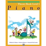 Alfred's Basic Piano Library Theory Level 3