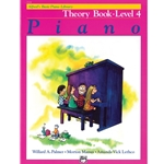 Alfred's Basic Piano Library Theory Level 4