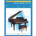 Alfred's Basic Piano Library Theory Level 5