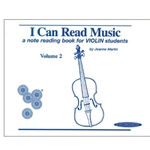 I Can Read Music Volume 2, Violin