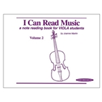 I Can Read Music Volume 2, Viola