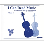 I Can Read Music Volume 1, Violin
