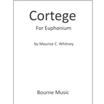 Cortege for Euphonium (Whitney)