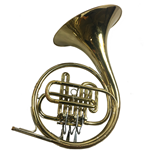 Reynolds FE-57 Bb Single French Horn, Used