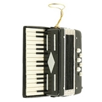 Piano Accordion Ornament