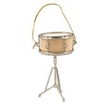 Snare Drum Ornament, Mini