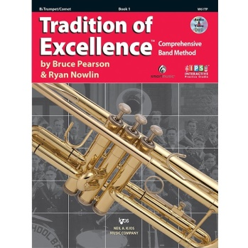 Tradition of Excellence Book 1 - Trumpet
