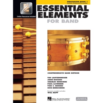 Essential Elements for Band Book 1 - Percussion/Keyboard Percussion