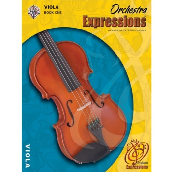 Orchestra Expressions Book 1 - Viola