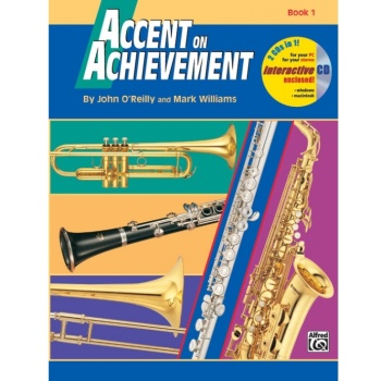 Accent on Achievement Book 1 - Combined Percussion