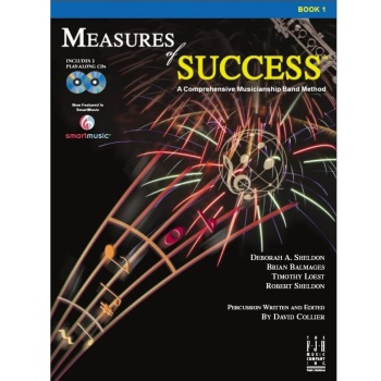 Measures of Success Book 1 - Bb Clarinet