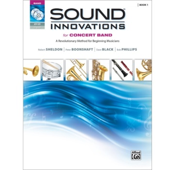 Sound Innovations for Concert Band Book 1 - Bb Clarinet