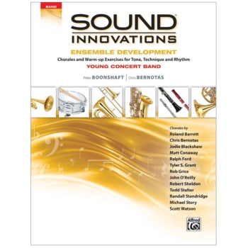 Sound Innovations Ensemble Development - Young Concert Band - Horn in F