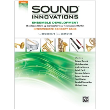 Sound Innovations Ensemble Development - Intermediate Band - Horn in F