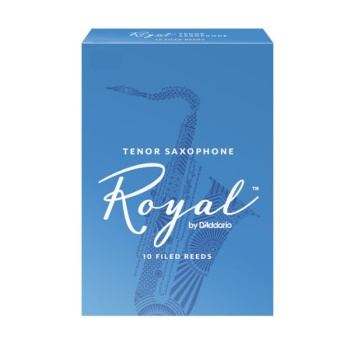 Royal Tenor Saxophone Reeds, Box of 10