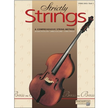Strictly Strings Book 1 - String Bass