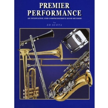 Ed Sueta Premier Performance Book 1 - Tenor Saxophone