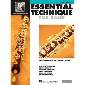 Essential Technique for Band - Oboe