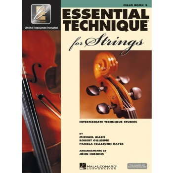 Essential Technique for Strings - Cello