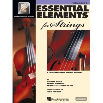 Essential Elements for Strings Book 2 - Viola